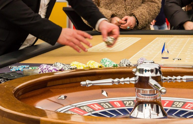All about the roulette table