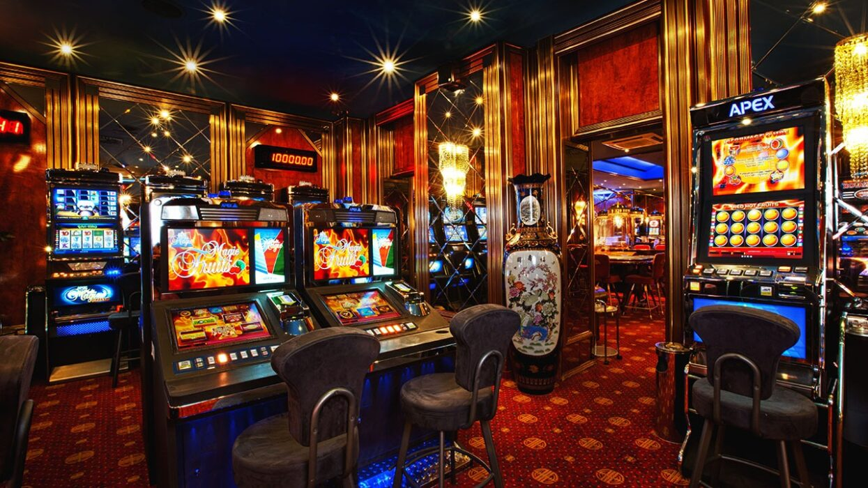 Why You Should Play Online Slots Today!