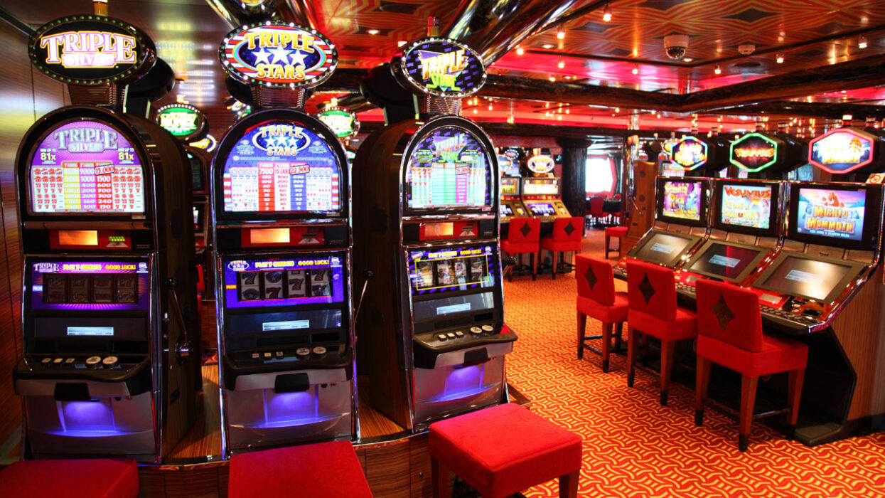Some Features Of Online Slots